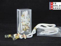 Original White Vuarnet Retainer Cord