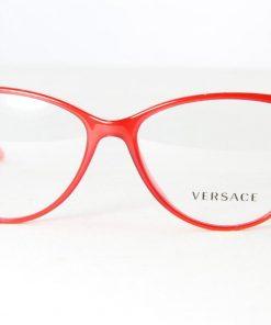 VERSACE 3194A Red Optical Frame Eyeglasses