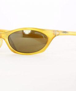 VUARNET Sunglasses 651 Yellow Brown Poly Carbonate Lens