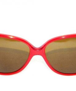 VUARNET 2467 RED Crystal Sunglasses PX2000 Mineral Brown LENS