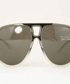 Stella McCartney SM4022 Sunglasses PC Gray Lens