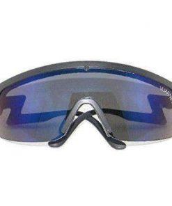 Vuarnet Black Sport Cycling Biking Ski Goggles Lightweight Sunglasses