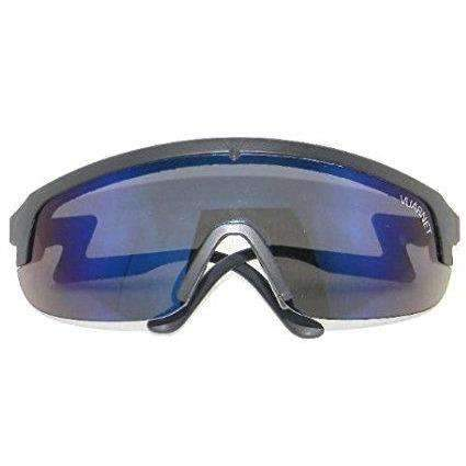 Vuarnet Black Sport Cycling Biking Ski Goggles Lightweight Sunglasses