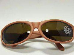 VUARNET 021 Men Women Large Salmon Pink Sunglasses Unilynx Lens