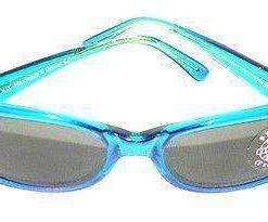 VUARNET Sunglasses 604 Blue PX3000 MINERAL Gray Lens