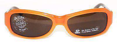 VUARNET Sunglasses 620 Orange PX2000 Brown Mineral Lens