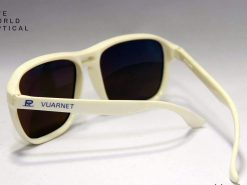 VUARNET 083 White Sunglasses PX2000  Brown Mineral Lens
