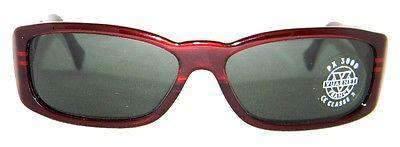 VUARNET Sunglasses 609 BORDEAUX PX3000 MINERAL Gray Lens
