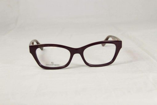 Alexander McQueen MCQ 0012 Acetate Sunglasses, Havana/Light Brown