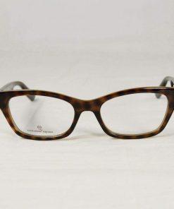Alexander McQueen MCQ 0012 Tabbaco Brown Eyeglasses