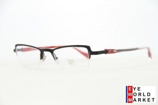 Face A Face Eyeglasses New Age 1 Black Col 915 Optical Frames