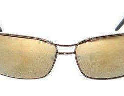 VUARNET 808E Men Women Brown Sunglasses PC Brown Flash LENS
