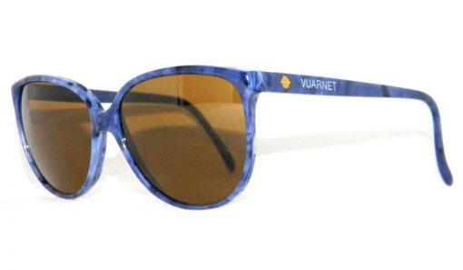 VUARNET 2467 Blue Sunglasses PX2000 Mineral Brown LENS