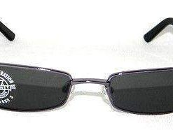 Vintage VUARNET 172 Palladium Sunglasses Plarized Gray