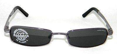 Vintage VUARNET 172 Palladium Sunglasses Plarized Gray