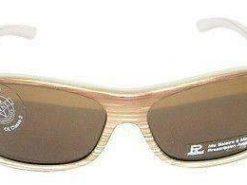 VUARNET Sunglasses 125 SAB BAHIA PX2000 MINERAL Brown Lens