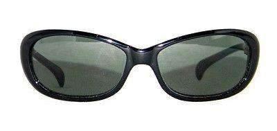 VUARNET Sunglasses 612 Black PX3000 Gray Lens