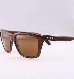 Vintage IXO 006 BROWN  SUNGLASSES BROWN LENS MADE IN FRANCE