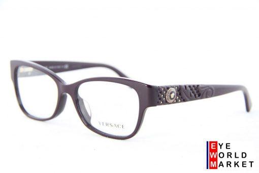 VERSACE 3196A Purple Optical Frame Eyeglasses