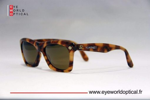 VUARNET 070 Dark Brown Sunglasses PX2000 Brown Lens