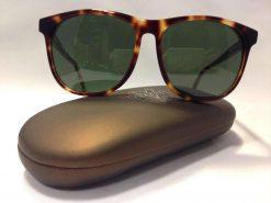 VUARNET 2408  Tortoise Dark Brown Sunglasses PX3000 Mineral Gray LENS
