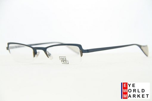 Face A Face Eyeglasses Edge 1 Blue Col 930 Optical Frames