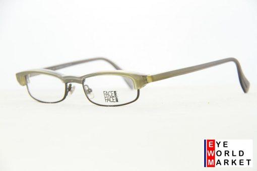 Face A Face Eyeglasses Hobby Light Brown Col 946 Optical Frames