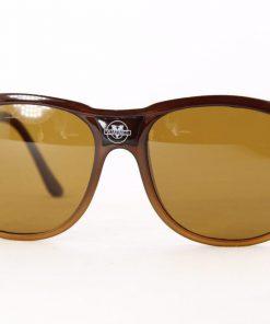 VUARNET 084 Dark Brown Sunglasses PX2000 Mineral Brown Mineral Lens