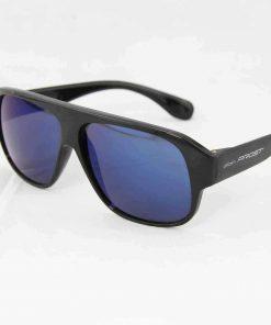 Alain Prost 461 Black Sunglasses Gray Flash Lenses External Flash By Vuarnet Made in France