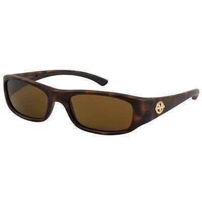 VUARNET 123 Tortoise gold logo  Sunglasses PX2000  MINERAL Brown LENSES