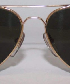 VUARNET   4036 PM Smal Gold   Sunglasses PX3000 Mineral Gray LENS