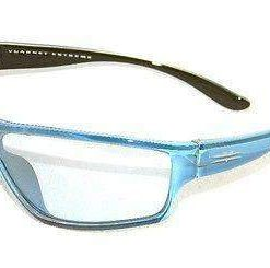 VUARNET 662E Men Women Blue Sunglasses PC Blue LENS
