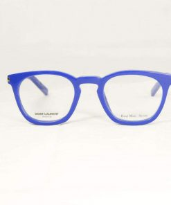 Saint Laurent SL29 Blue Eyeglasses made in Italy