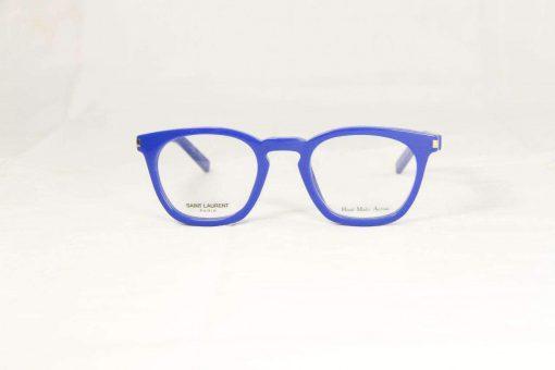Saint Laurent SL29 Blue Eyeglasses made in Italy