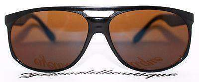 VUARNET Sunglasses 462 Large Black PX2000 MINERAL Brown Lens