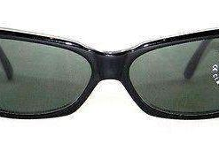 VUARNET Sunglasses 610 Crystal Black PX3000 MINERAL Gray Lens