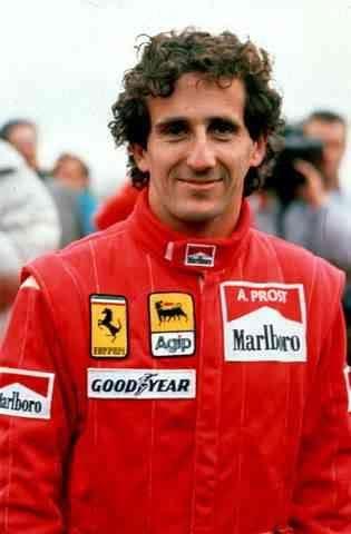 Alain Prost Formula 1 Driver | Eyeworld Market