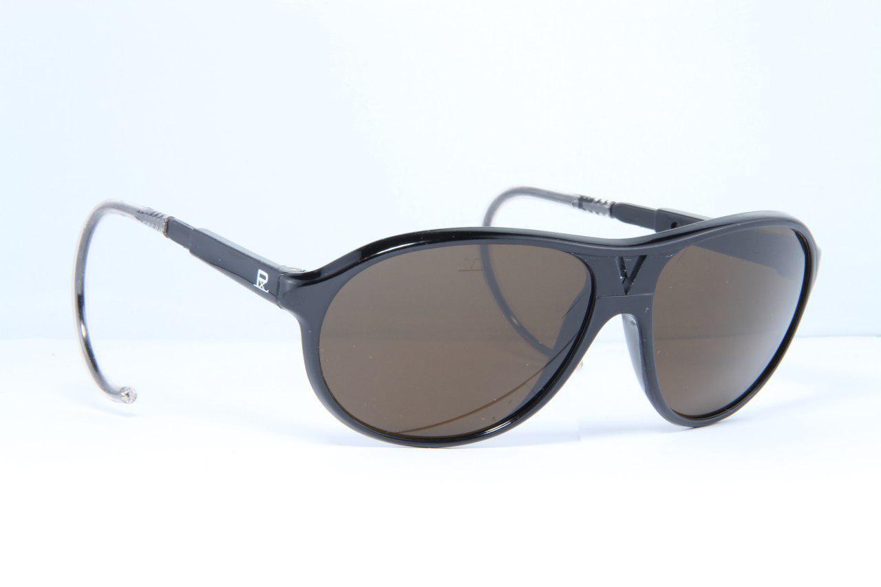 Men's Accessories Vintage VUARNET 084 White Cat Eye Sunglasses ...