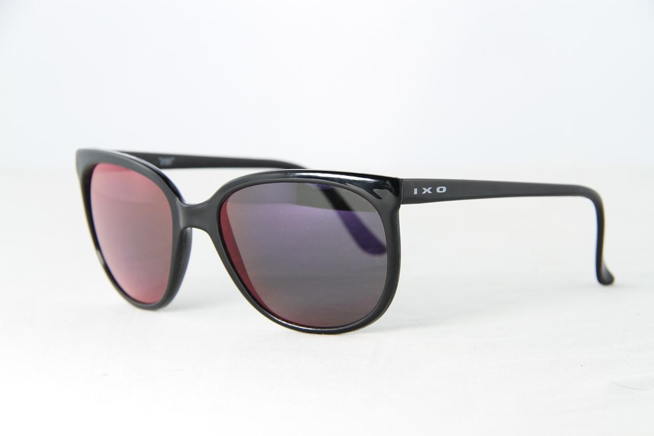 Similar to Vuarnet 002 Vintage IXO 002 Black Sunglasses Gray Lens